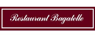 Restaurant Bagatelle